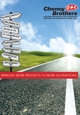 Bringing More Products To More Destination