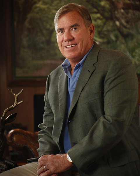 Byron Russell, Chairman & CEO